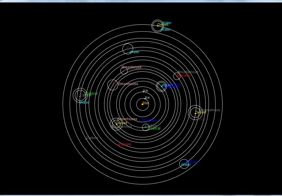 Beginning A Large Game Dev Project Nd Attempt Forum GameDevnet - Star map generator